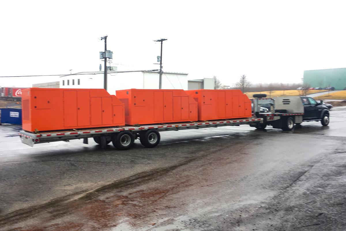 Hitch N' Haul Transport Hauling Equipment