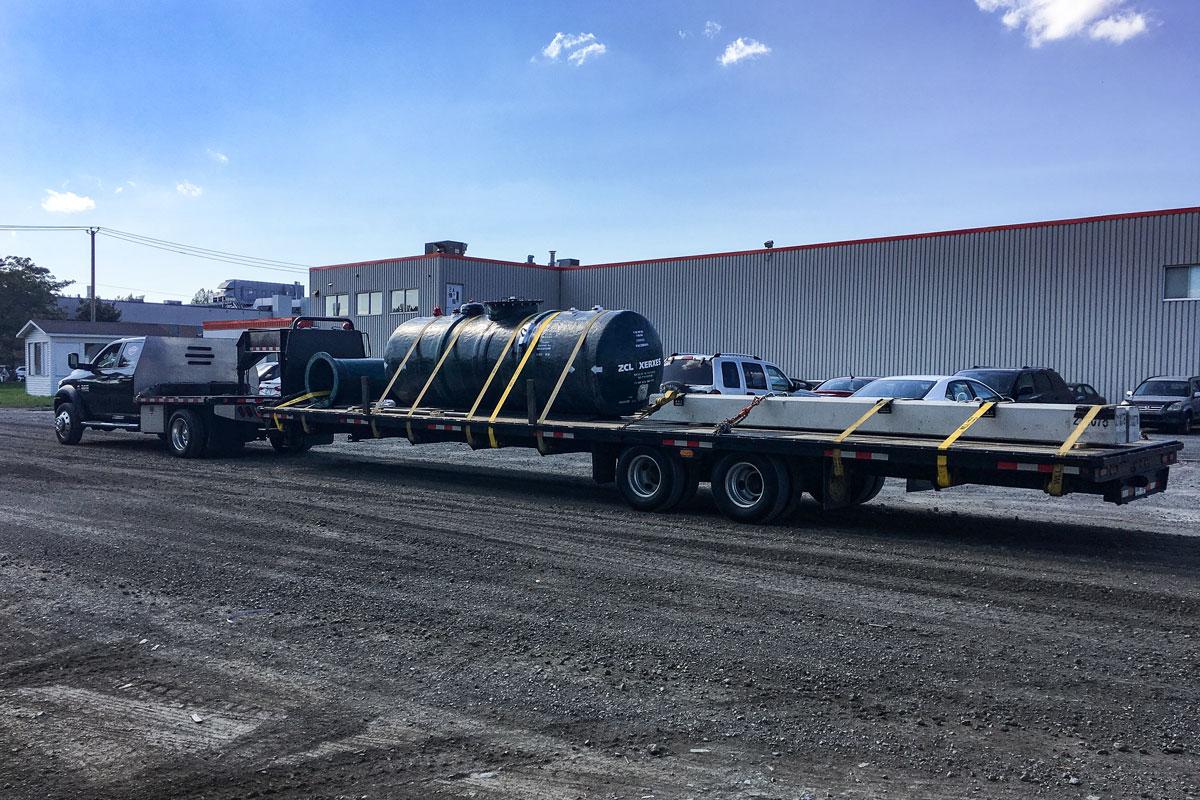 Hitch N' Hauler Transport Hauling Equipment